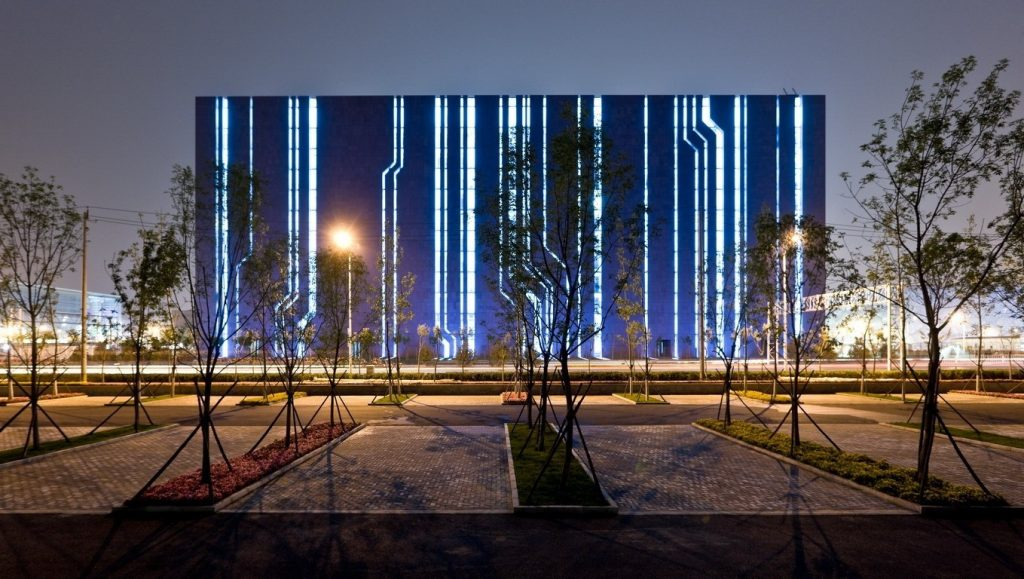 Digital Beijing data center - Image