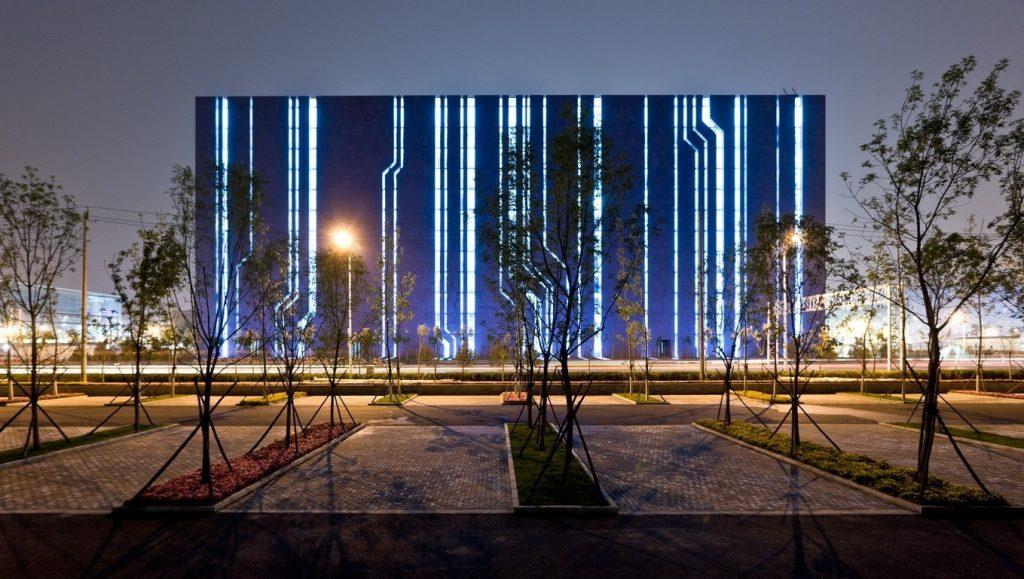 Digital Beijing data center - The largest data centers in the world